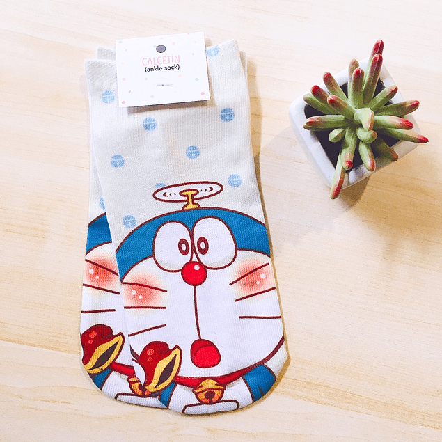 CALCETINES DORAEMON