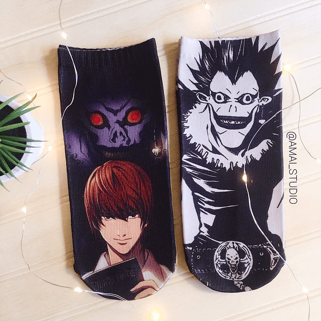 CALCETINES DEATH NOTE