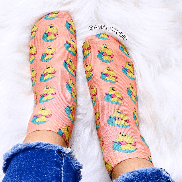 CALCETINES MILHOUSE