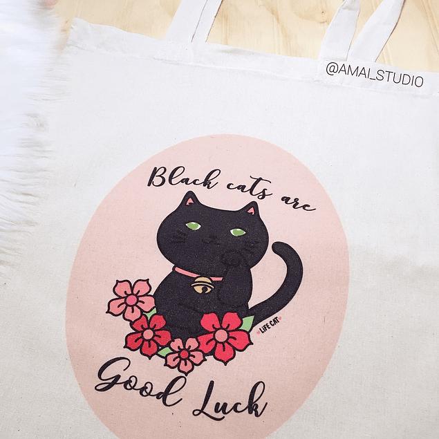BOLSA BLACK CAT
