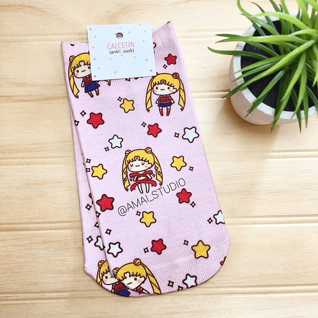 CALCETINES SAILOR KAWAII