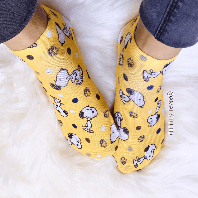 CALCETINES  SNOOPY