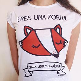 POLERA ZORRITA