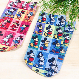 CALCETINES MICKEY PATTERN