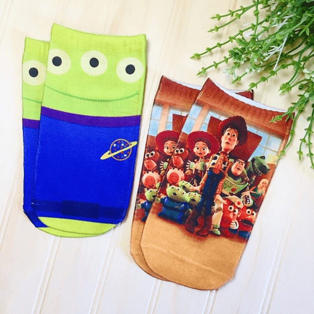 CALCETINES TOY STORY