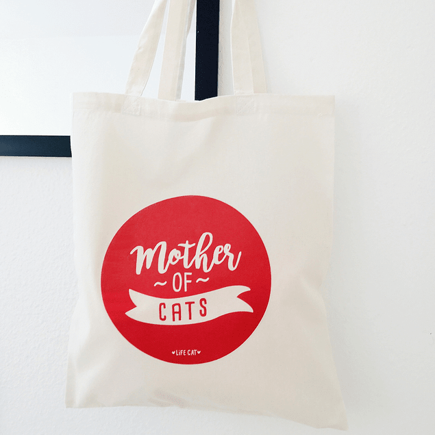 BOLSA MOTHER OF CATS
