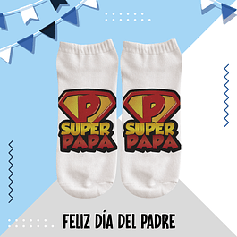 CALCETINES SUPER PAPÁ