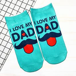 CALCETINES LOVE DAD