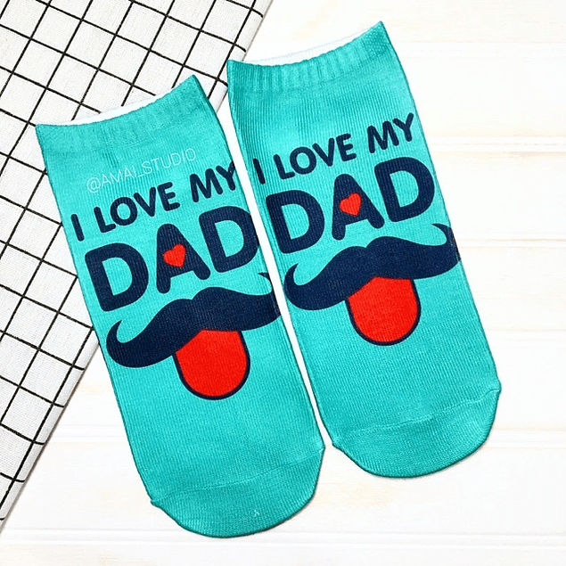 CALCETINES LOVE DAD