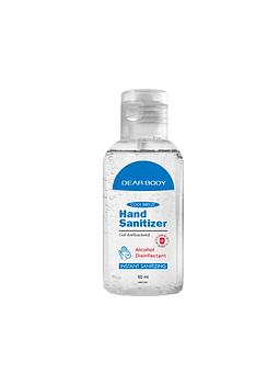 Dear Body Gel Desinfectante Para Manos 60 ML