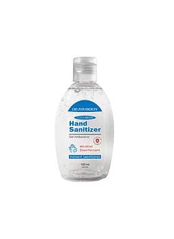 Dear Body Gel Desinfectante Para Manos 100 ML