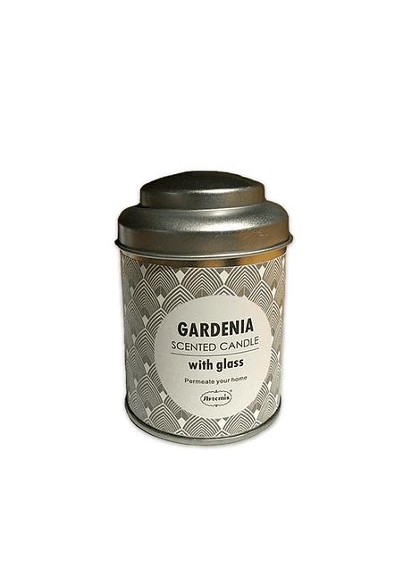 Vela Aromatica H. Fragance Gardenia  Lata Mediana