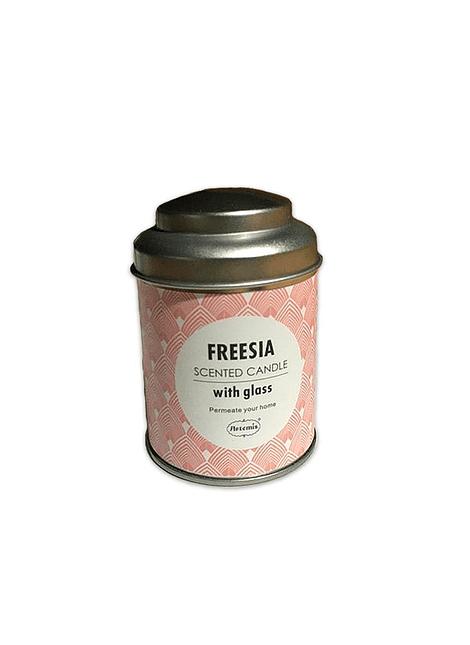 Vela Aromatica H. Fragance Freesia Lata Mediana