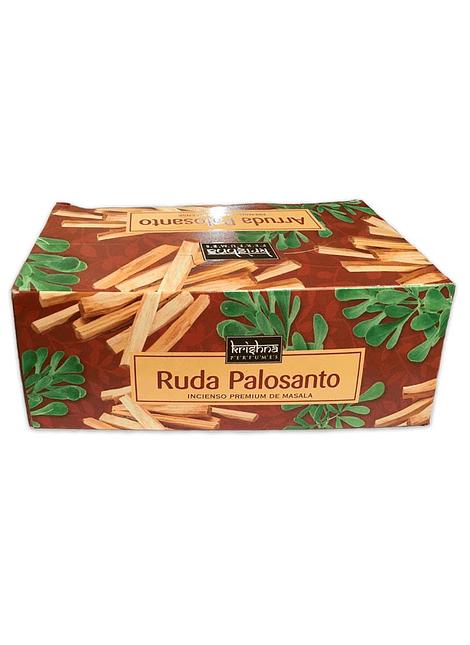Incienso Krishna Premium Ruda Palo Santo