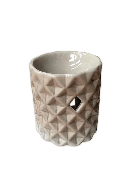 Difusor de cerámica circulo rombo