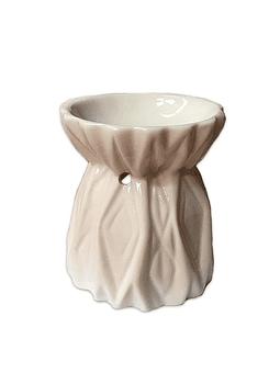 Difusor de cerámica doble rombo