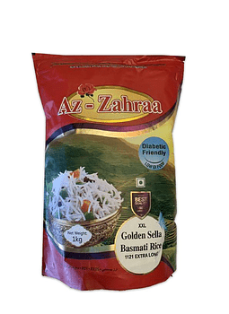 Arroz Basmati 1121 Golden Sella Rojo