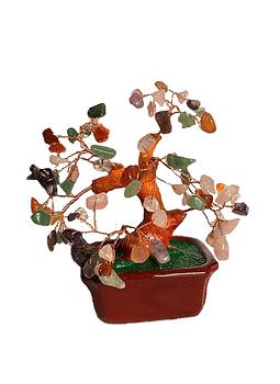Mini Arbol de Piedras  surtidas