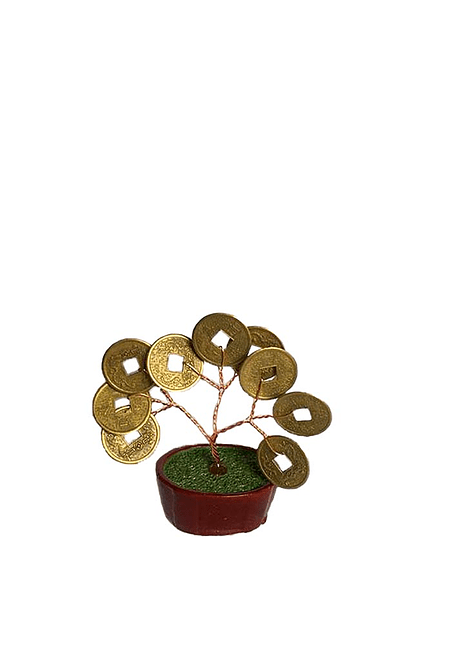 Mini Arbol de Monedas