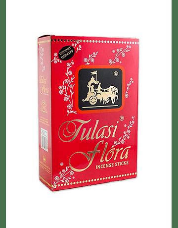 Incienso Tulasi Premium Flora 25Gr