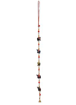 Colgante Elefante Plastico SLV19-145
