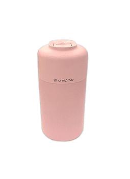 Difusor humidificador ultrasónico Rosado 350ml