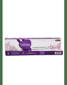 Inciensos Premium  White   Flora