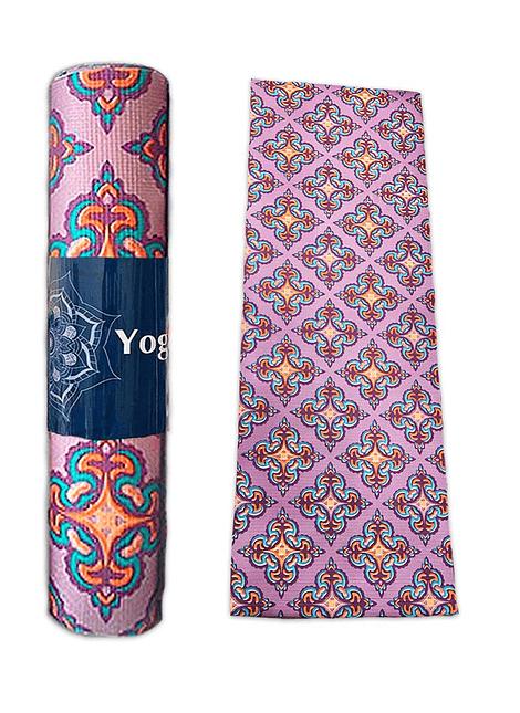 Yoga Mat Mandala 173 x 61 cm 6mm