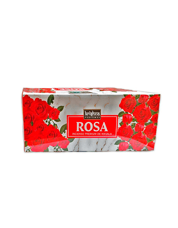 Incienso Krishna Premium Rosa