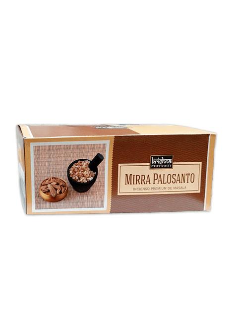 Incienso Krishna Premium Mirra Palo Santo