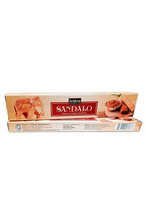 Incienso Krishna Premium Sandalo