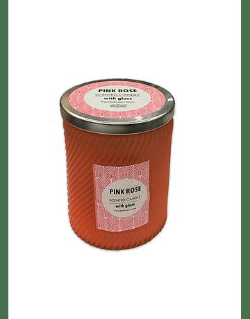 Vela Aromatica H. F.  Rosa Rosada  JI19-456