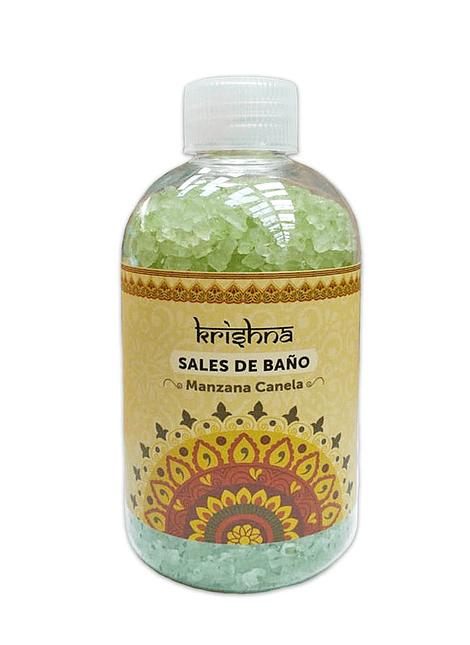 Sal de Baño Krishna Manzana Canela
