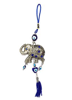 Colgante Elefante y Tercer Ojo KB283