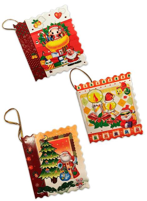 Tarjetas de Navidad JI08-450