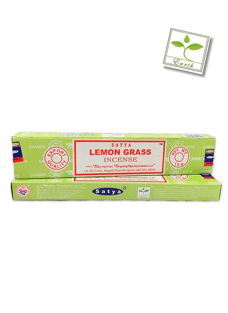 Incienso Satya Melisa (Lemon Grass) 15 gr