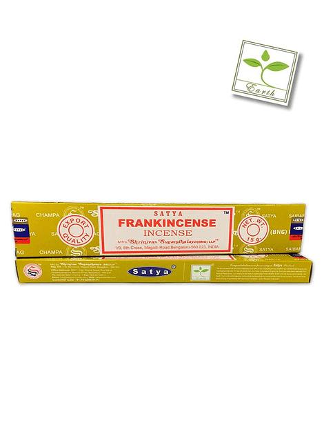 Incienso Satya Natural (Frnckincense) 15gr