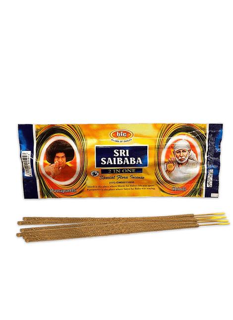 Incienso BIC  Sri Sai Baba 2 en 1  15gr
