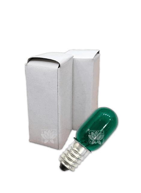 Ampolleta para Lámparas de Colores