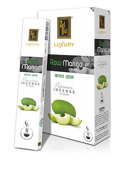 Incienso Zed Black Luxury  Mango Verde