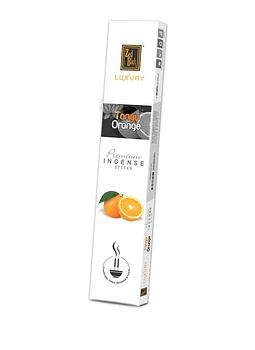 Incienso Zed Black Luxury  Naranja
