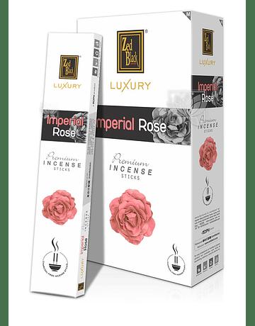 Incienso Zed Black Luxury  Rosa Imperial