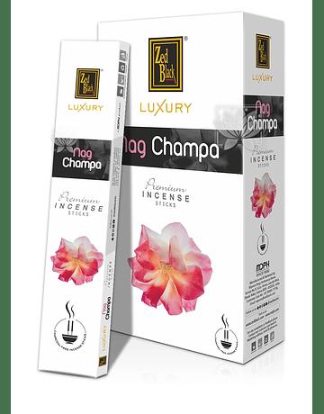 Incienso Zed Black Luxury  Nag Champa