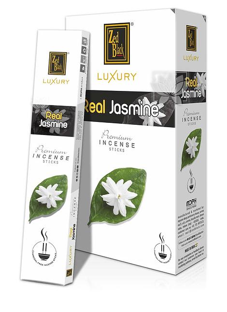 Incienso Zed Black Luxury Jasmin Real