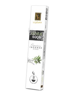 Incienso Zed Black Luxury  Salvia Blanca