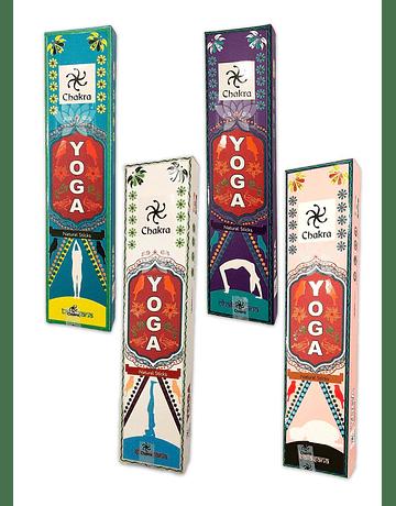 Incienso  Chakra YOGA Mix