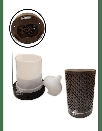Difusor Humidificador  100ML + Esencia Krishna 15 ml
