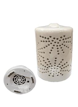 Difusor Humidificador Cilindro Ceramica  100ML  JI20-46