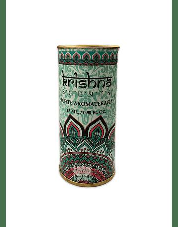 Aceite Eucalipto Krishna 15 ml