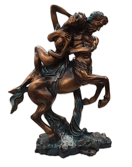"""Figura Centauro al galope 17"""""""